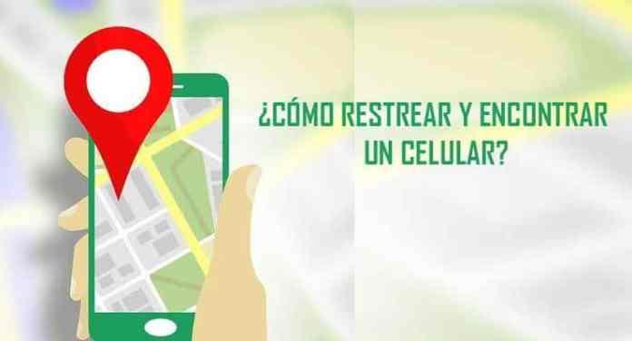 como rastrear smartphones android