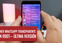 descargar whatsapp transparente apk gratis android 2018