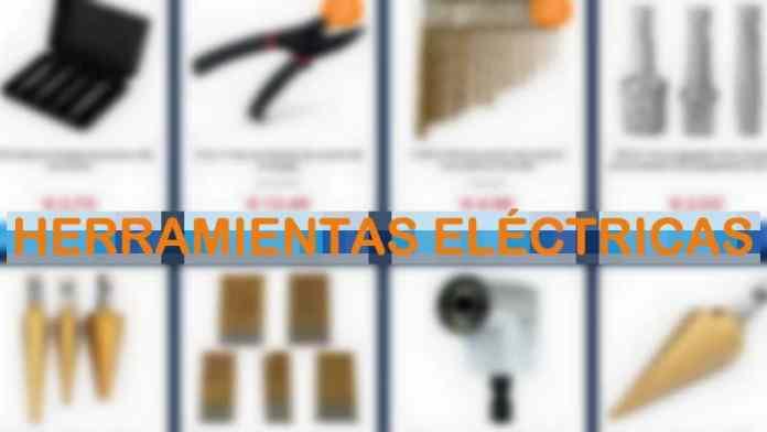 herramientas electricas baratas economicas cupon oferta descuento comprar