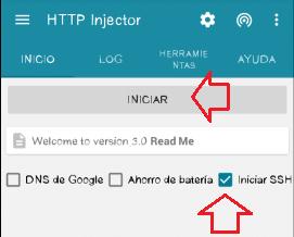 http injector importar server ehi movistar internet ilimitado gratis movistar