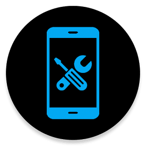 como reparar pantalla en android