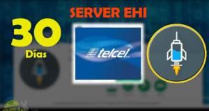 server ehi de 30 dias para http injector telcel
