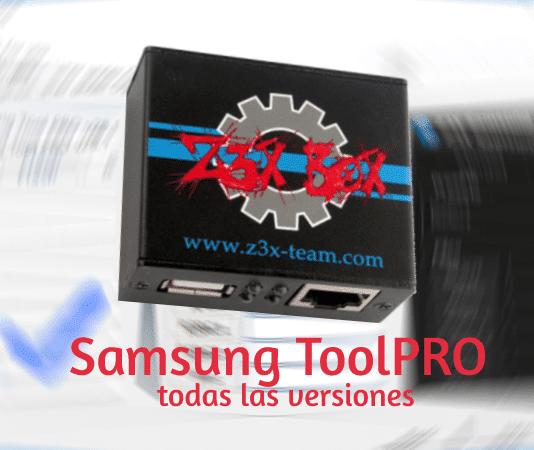 descargar z3x samsung tool pro box 2019