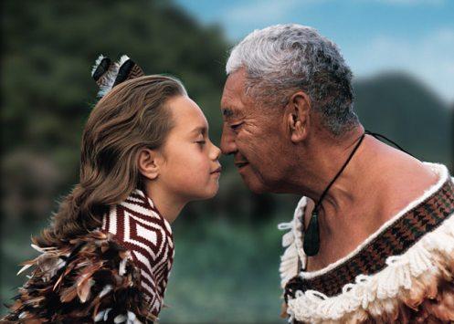 Maorí- Nueva Zelanda