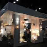 Custom exhibit construction