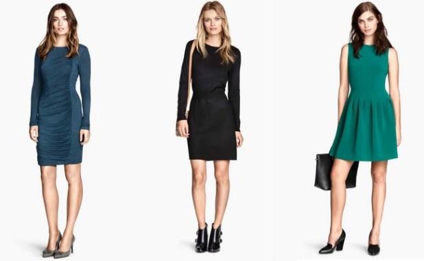 Vestidos de H&M