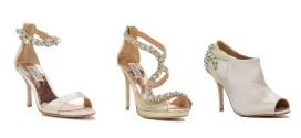Espectaculares zapatos de Badgley Mischka