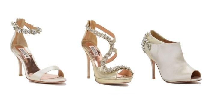 Zapatos elegantes con pedrería