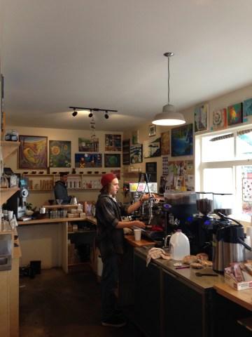 Red Tree Coffee Salon Show