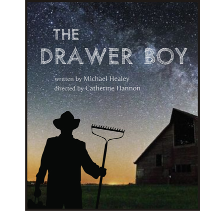 "CLT presents ""The Drawer Boy"" by Michael Healey"