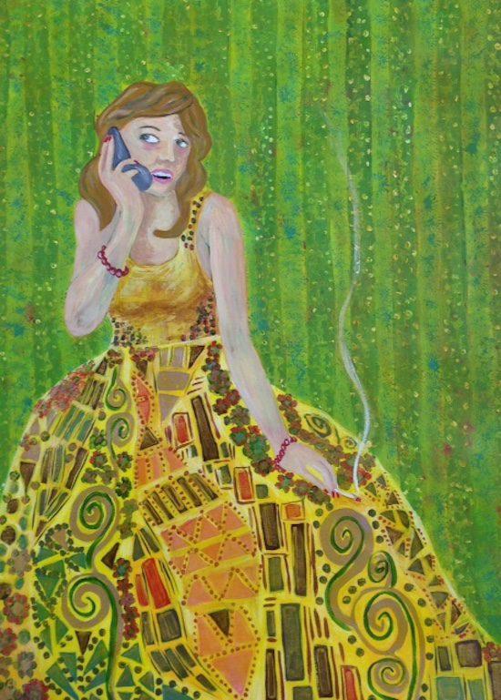 Summer Artist Series - Gustav Klimt with Jess Kaufman