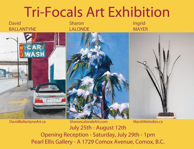 Tri-Focals Art Exhibition