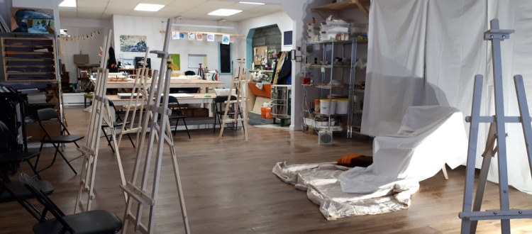 Life Drawing Classes - Comox Valley