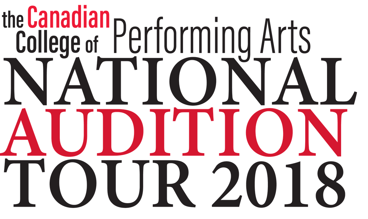 CCPA National Audition Tour - Comox Valley