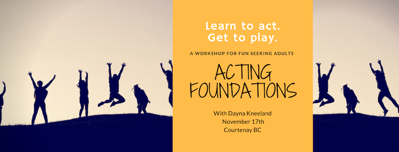 Acting Foundations for Adults