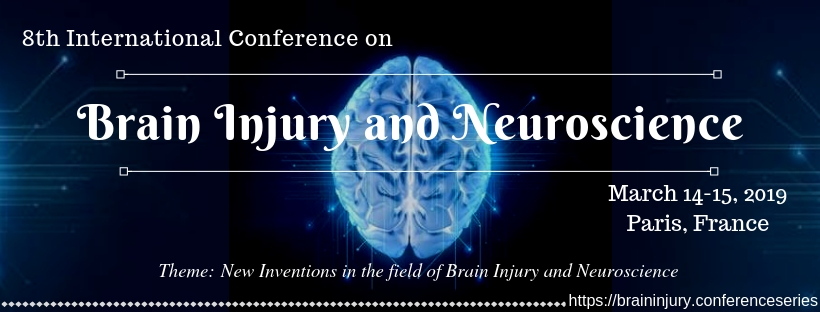 8th International Conference on Brain Injury and Neuroscience