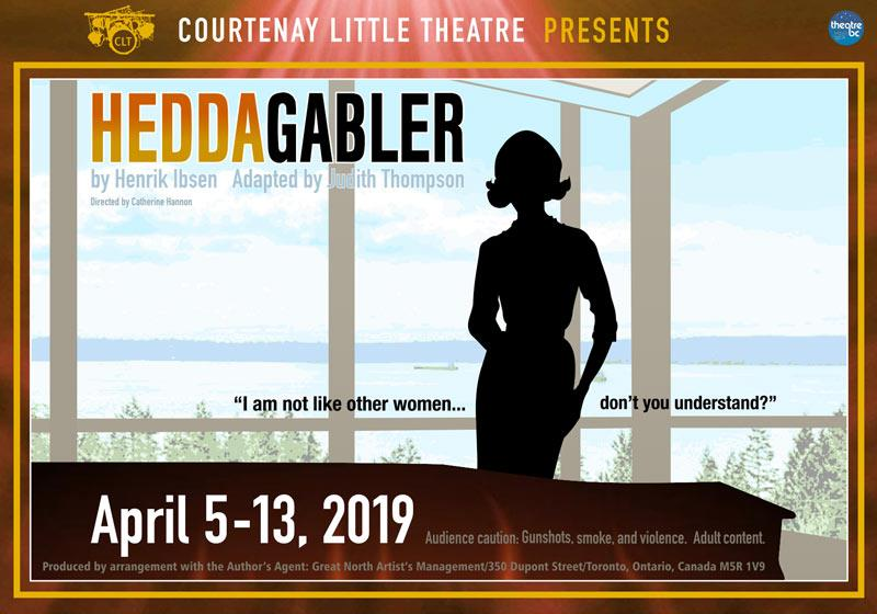 Hedda Gabler - Courtenay Little Theatre