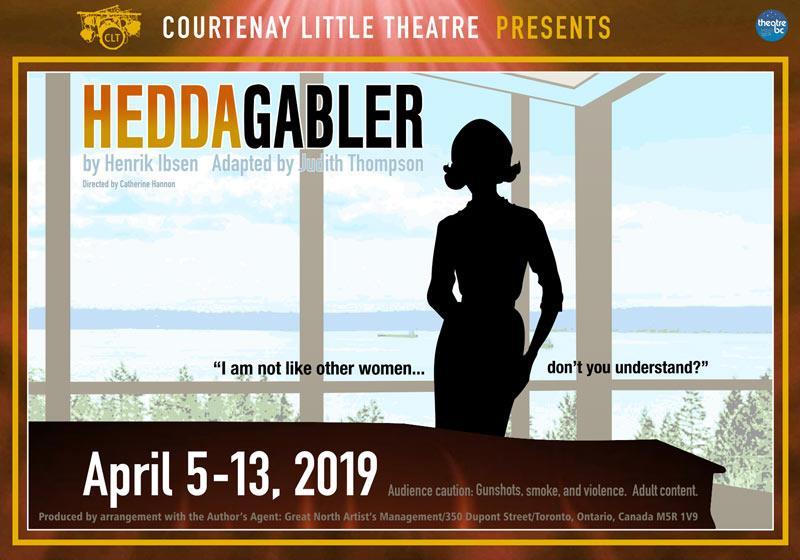 Hedda Gabler - Courtenay Little Theatre