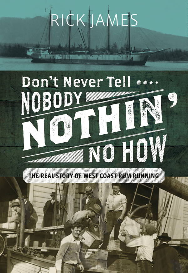 Lecture: Don't Never Tell Nobody Nothin' No How