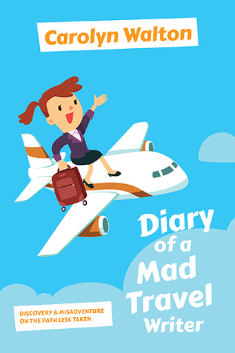 DIARY OF A MAD TRAVEL WRITER: Reading at the Courtenay Library