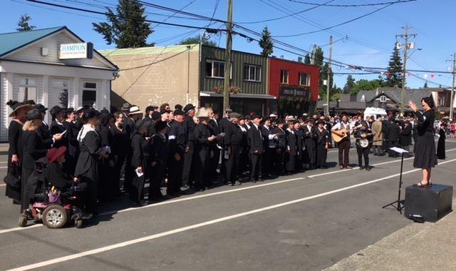Miners Memorial Choir 2019