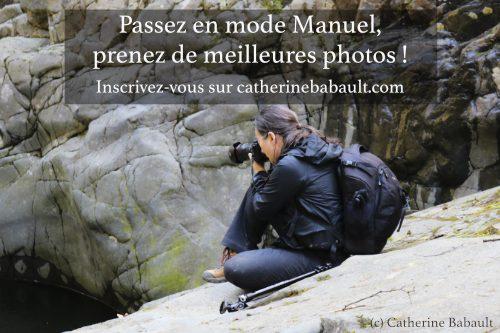 Passez en mode Manuel, prenez de meilleures photos !