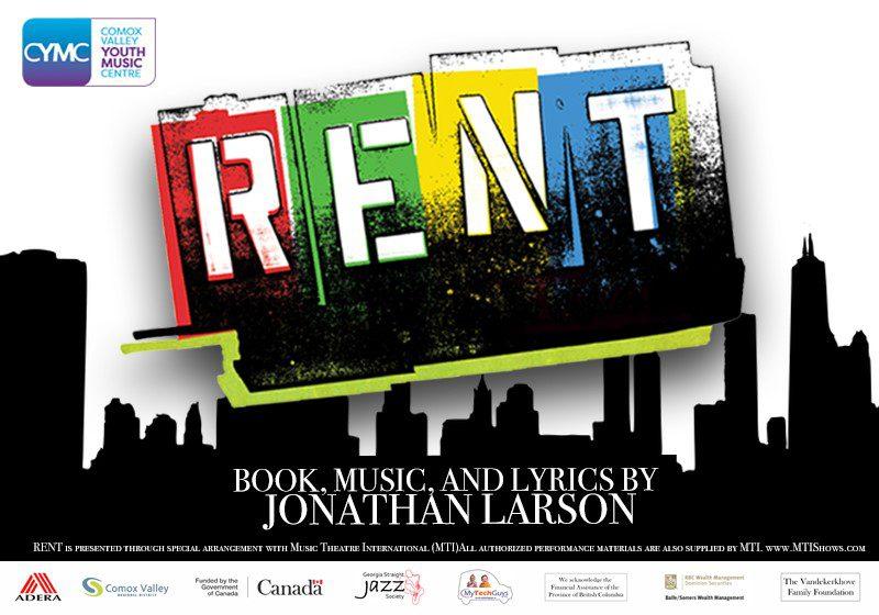 CYMC Musical Theatre presents RENT