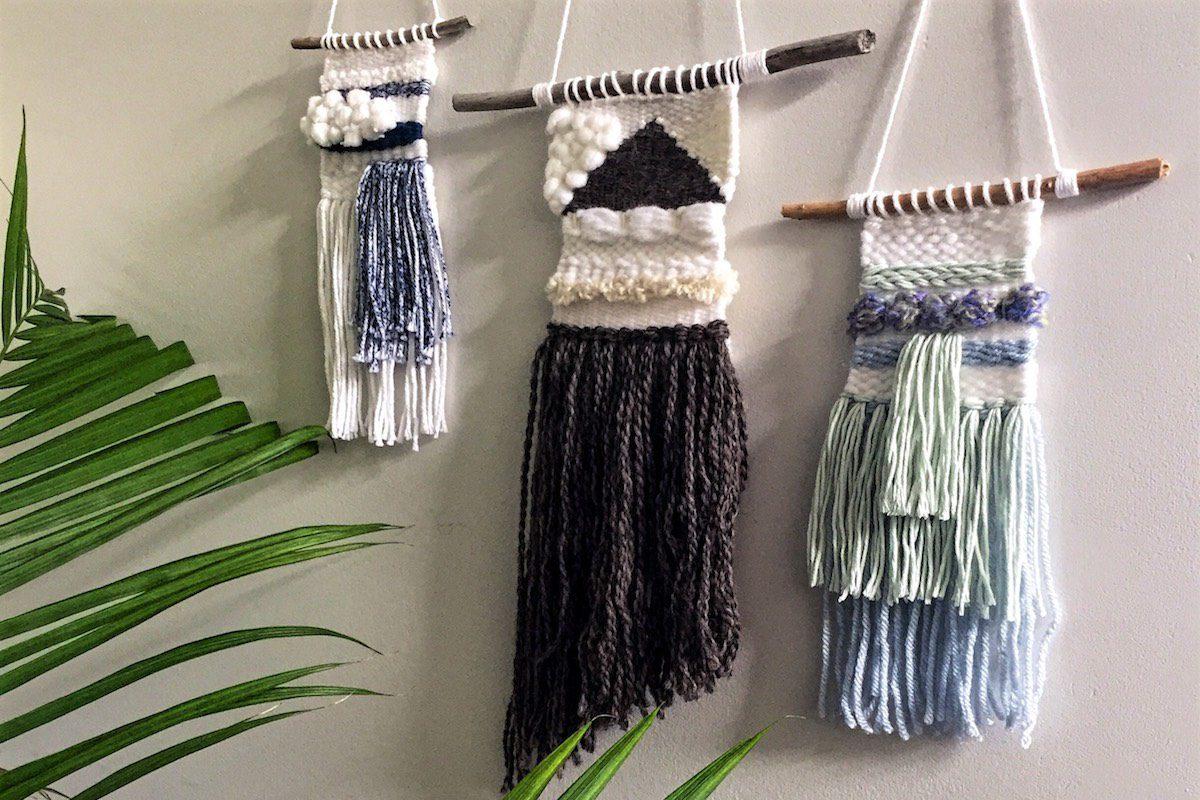 Very Beginner Weaving with Samantha Cheong