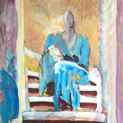 Contemplation by Bette Kosmolak-small