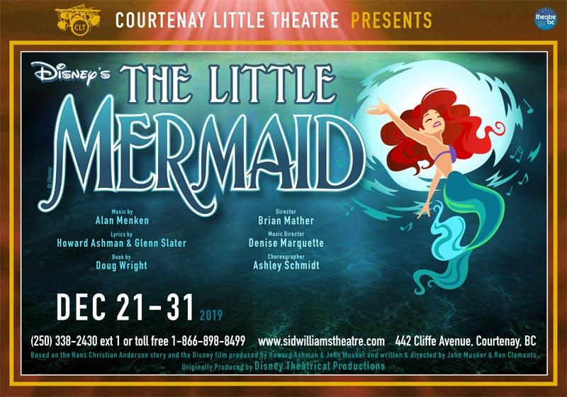 "CLT presents ""Disney's The Little Mermaid"" LIVE ONSTAGE"