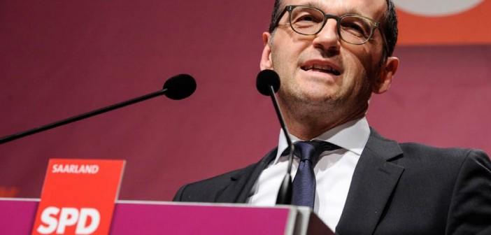 Heiko Maas ist seit 2013 Bundesjustizminister. Zuvor war er unter anderem Oppositionsführer und ab 2012 Wirtschaftsminister des Saarlandes. Foto: BeckerBredel, SPD Saar, flickr