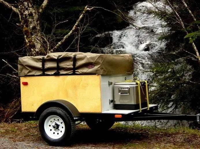 Explorer Box Build Manual Compact Camping Trailer