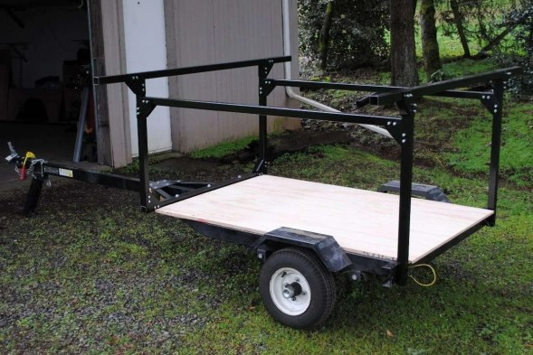 Trailer Rack Kit for Kayak