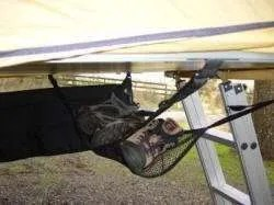 Roof Top Tent Shoe Hammock by Compact Camping