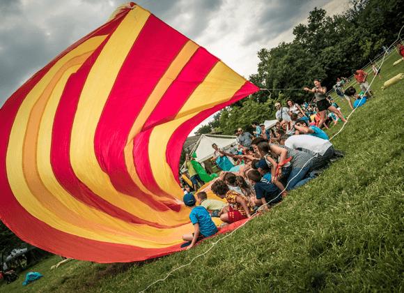 Ciucoraduno 2019 sta arrivando al Parco di San Floriano!