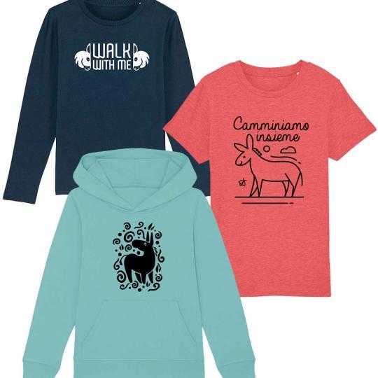 Abbigliamento sostenibile bambino