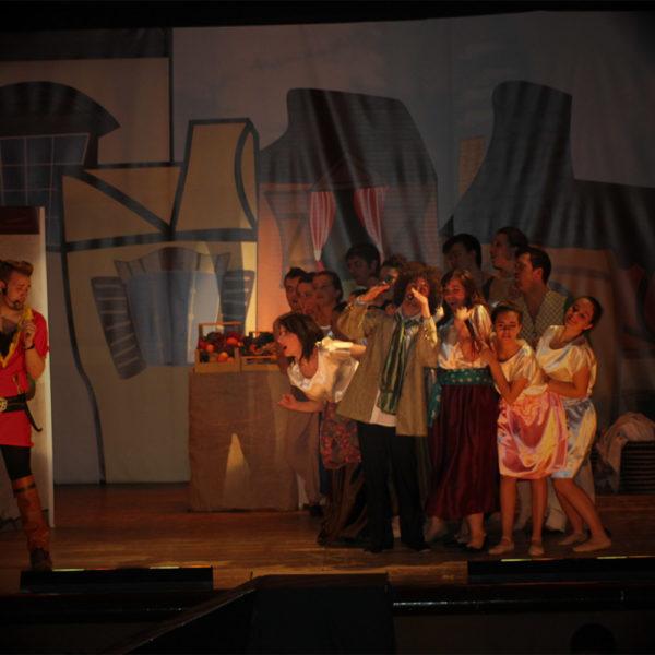 La Bella e la Bestia il musical