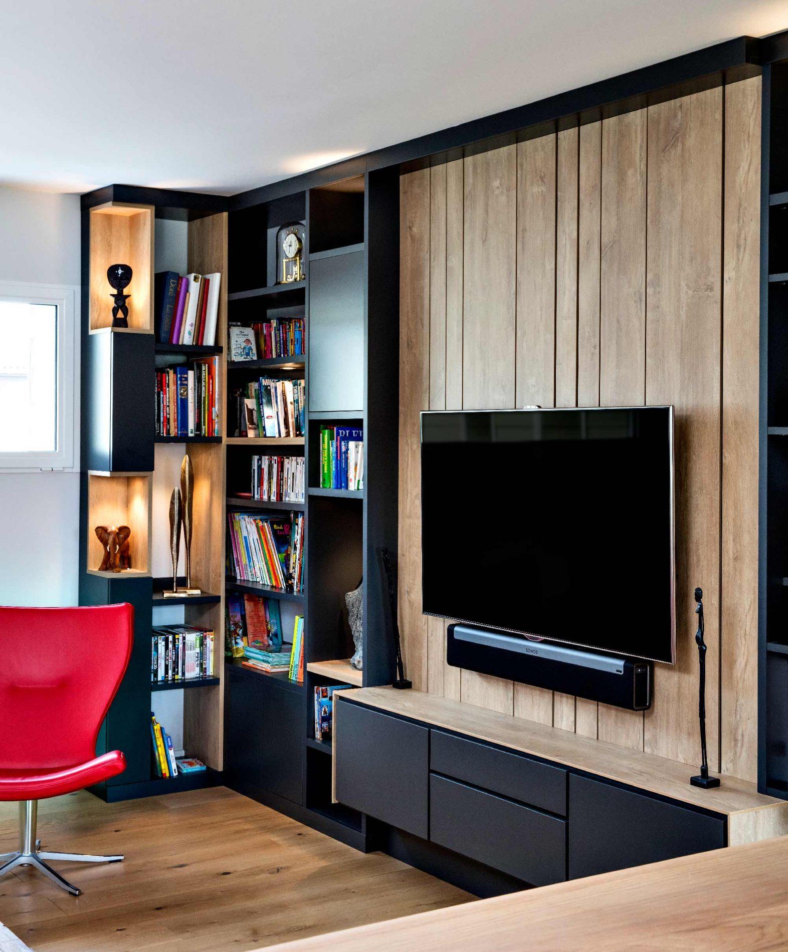 l indispensable meuble tv sur mesure