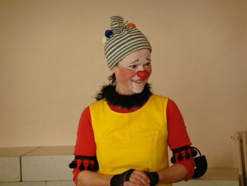 Carlotina du Pompon - Ô Jardin des clowns