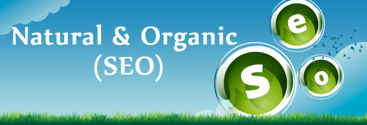 Natural & Organic SEO Services UK