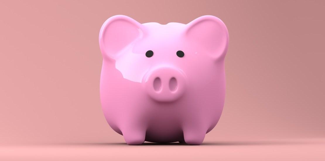 Social coverage piggy bank