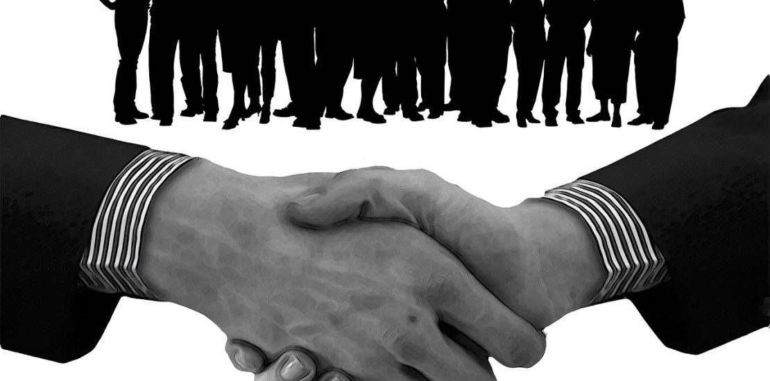 Handshake of CSE replacing staff representatives