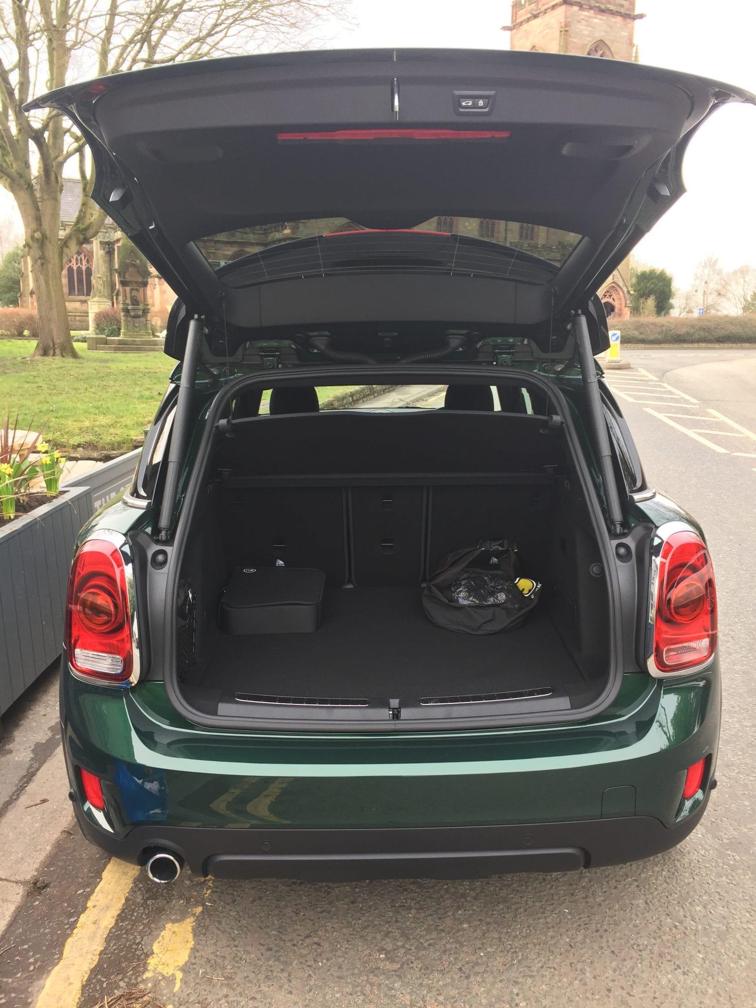 Mini Cooper Countryman S E All4 Phev Company Car And Van