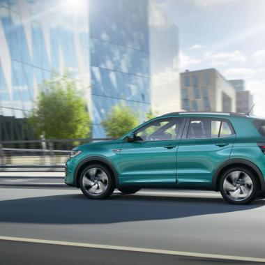 New Model On The Way; Volkswagen T-Cross