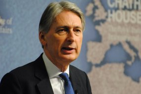 Rt Hon Philip Hammond MP, Secretary of State for Foreign and Commonwealth Affairs, UK