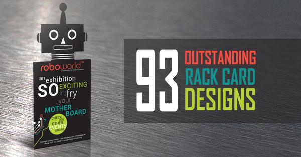 93 outstanding rack card design examples