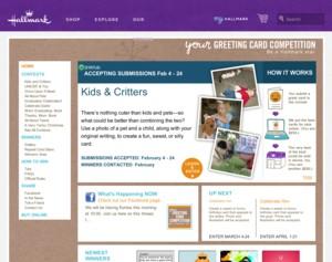 Hallmark card contest poemview hallmark hallmarkcontests com greeting card contest m4hsunfo