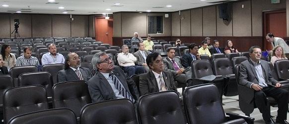 TJRO e Emeron realizam palestra sobre Governança de TI