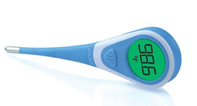 termómetro vicks