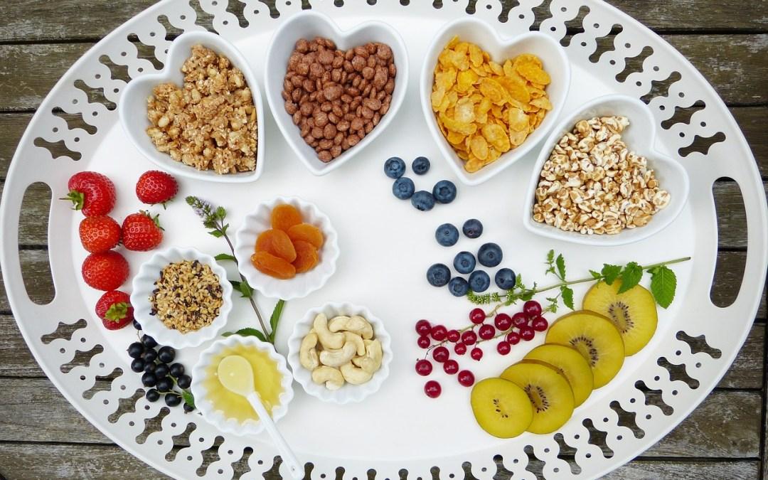 10 Alimentos saludables que reducen el Colesterol